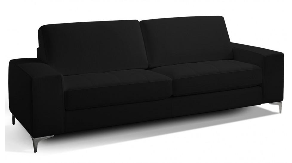 canap cuir 3 places pas cher canap italien. Black Bedroom Furniture Sets. Home Design Ideas