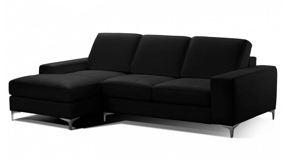 canap d 39 angle en cuir sp cialiste canap design pas cher. Black Bedroom Furniture Sets. Home Design Ideas