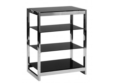 armoire de rangement dossiers 4 tiroirs meuble de rangement pas cher industriel. Black Bedroom Furniture Sets. Home Design Ideas