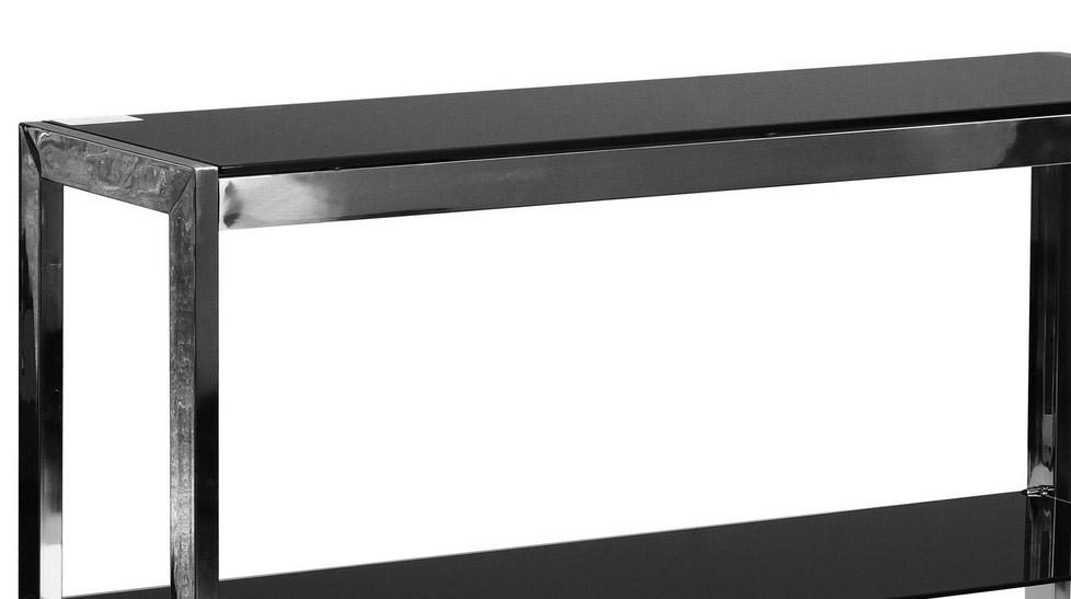 console basse en verre fum ou noire sammlung von design zeichnungen als. Black Bedroom Furniture Sets. Home Design Ideas