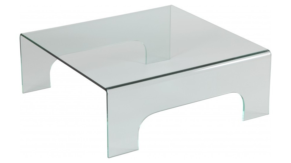 Table basse carree verre design - Table basse design carree ...