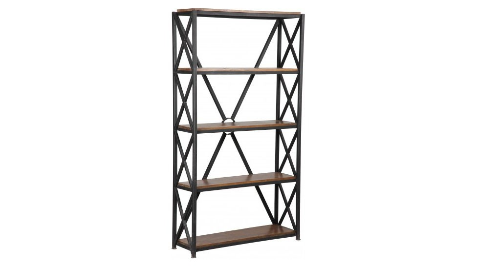 etagere style industriel pas cher etagere style. Black Bedroom Furniture Sets. Home Design Ideas