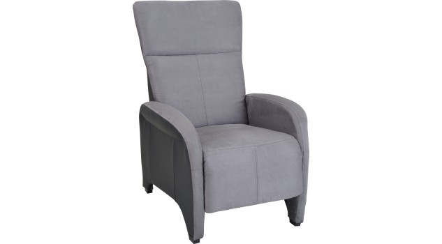 fauteuil relax manuel microfibre fauteuil d tente inclinable. Black Bedroom Furniture Sets. Home Design Ideas