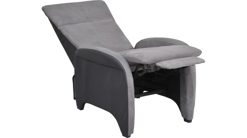 fauteuil relax manuel microfibre fauteuil d tente inclinable. Black Bedroom Furniture Sets. Home Design Ideas