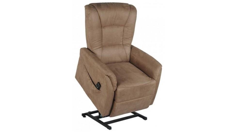 Fauteuil releveur lectrique microfibre macchiata fauteuil releveur 1 moteur - Fauteuil releveur electrique ...