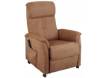 fauteuil relaxation avec pouf cuir noir fauteuil relaxation pas cher. Black Bedroom Furniture Sets. Home Design Ideas