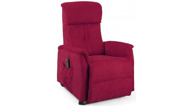 fauteuil releveur lectrique microfibre fauteuil d tente pas cher. Black Bedroom Furniture Sets. Home Design Ideas
