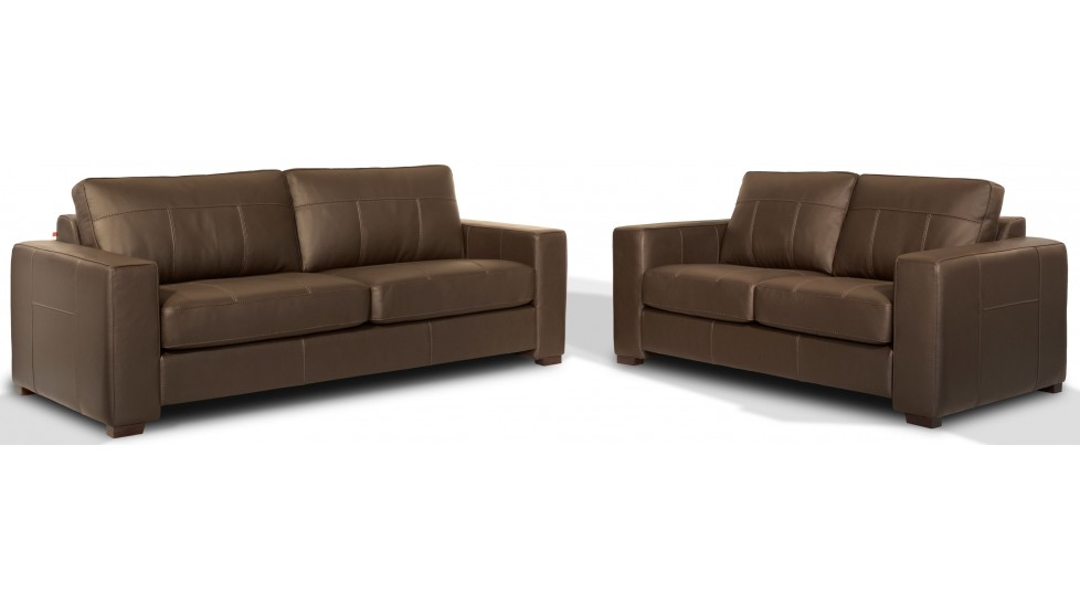 canape cuir marron 3 places canape cuir pas cher With canapé 3 places cuir marron