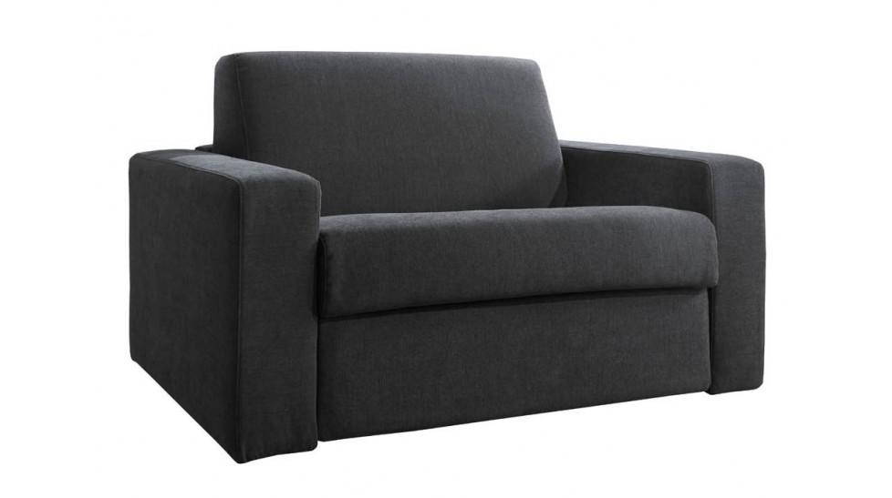 Fauteuil convertible en tissu 1 place fauteuil lit - Fauteuil convertible 1 place ...
