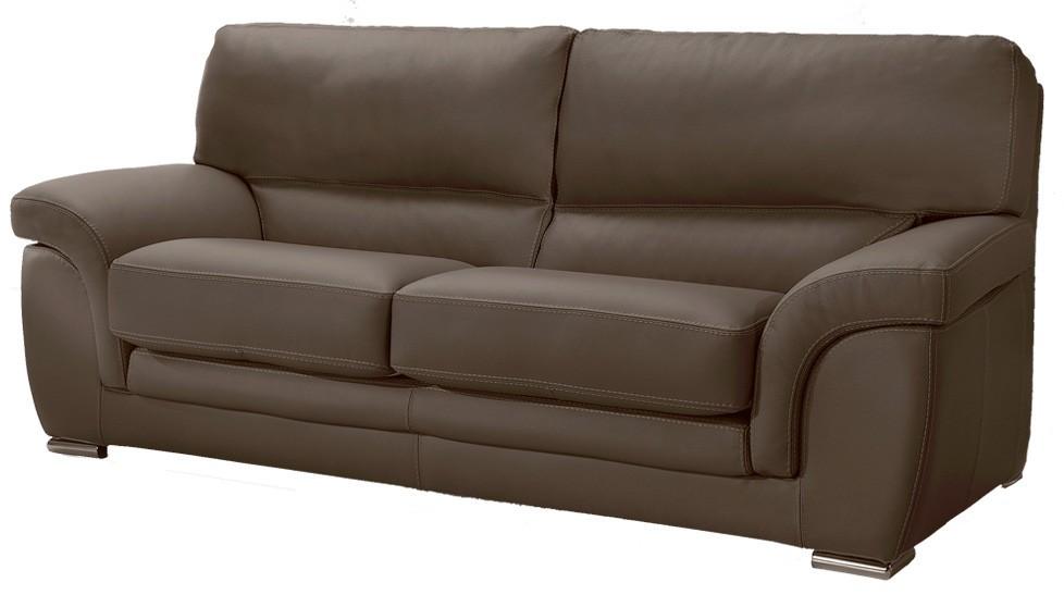canap 3 places en cuir pas cher. Black Bedroom Furniture Sets. Home Design Ideas