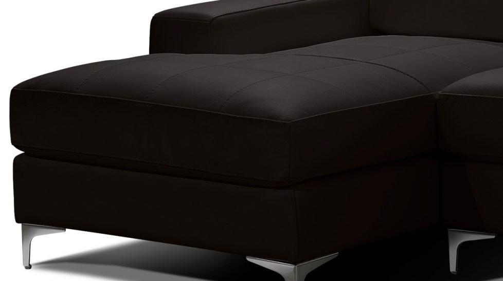 Canapé d angle en cuir Spécialiste canapé design pas cher