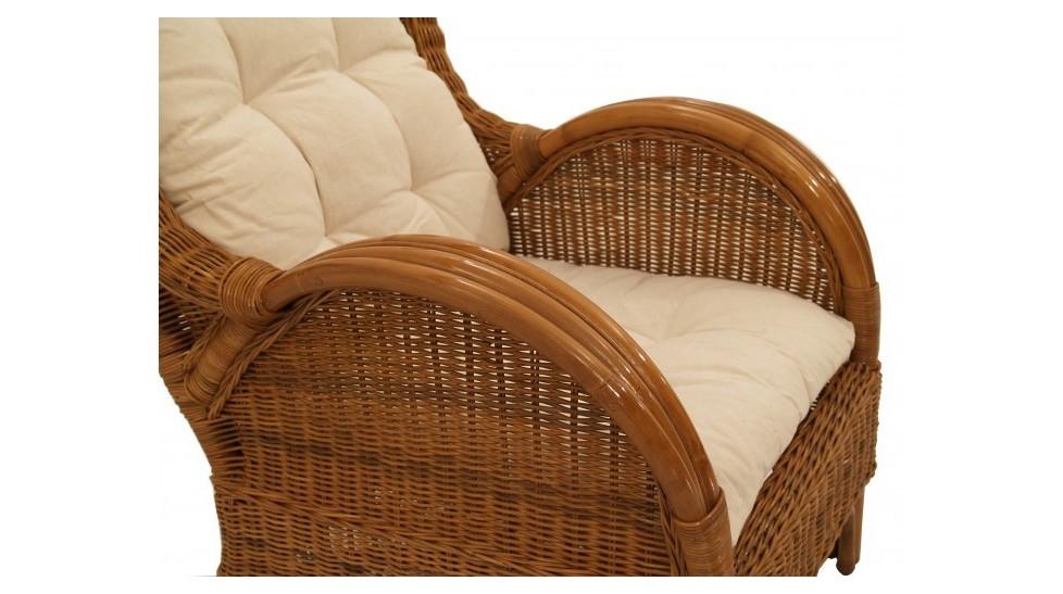 Fauteuils en rotin clair fauteuils pas cher for Salon de detente pas cher