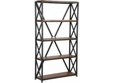 Etagère acier 5 niveaux design industriel