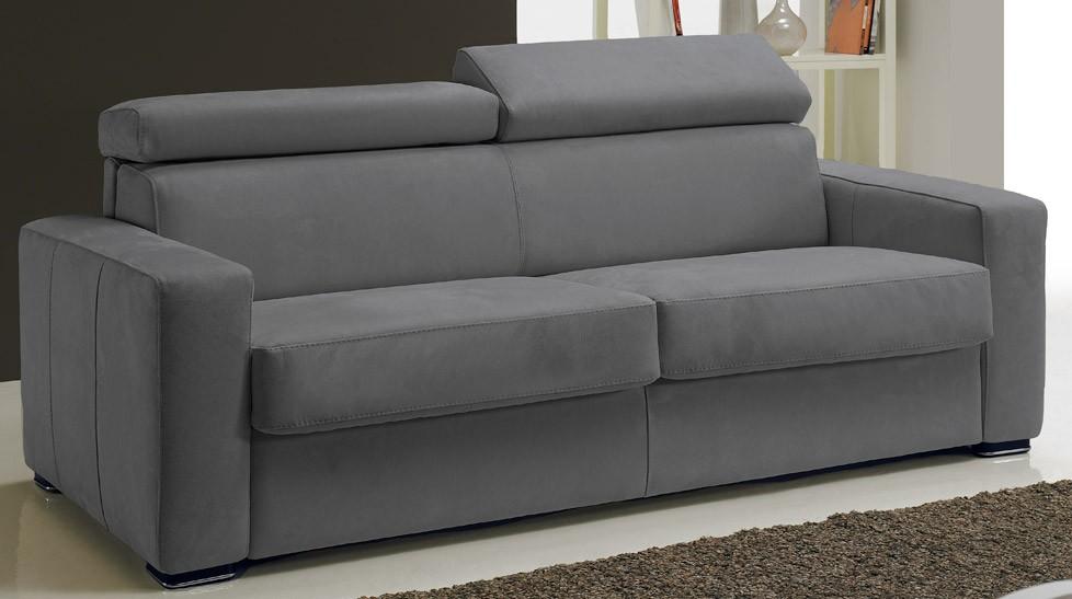 canap lit 2 places microfibre direct usine italie prix bas garanti. Black Bedroom Furniture Sets. Home Design Ideas